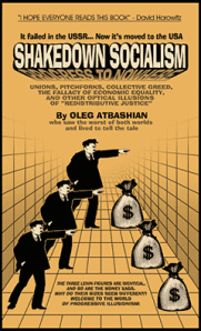 Shakedown Socialism book cover
